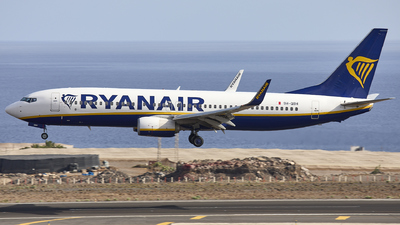 A picture of 9HQBH - Boeing 7378AS - Ryanair - © Manu Aldana