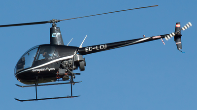 EC-LCU - Robinson R22 Beta - European Flyers