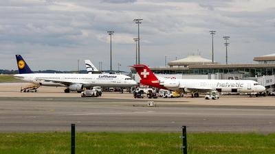 LFPG - Airport - Ramp