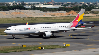HL8293 - Airbus A330-323 - Asiana Airlines