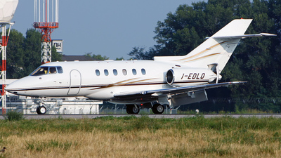 I-EDLO - Raytheon Hawker 750 - Private