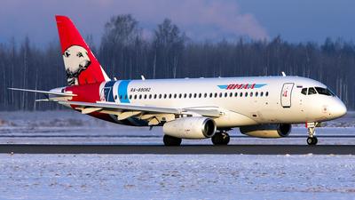 A picture of RA89082 - Sukhoi Superjet 10095LR - Yamal Airlines - © Alexander Tarasenkov