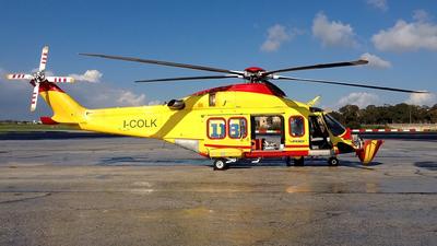 I-COLK - Agusta-Westland AW-139 - Inaer
