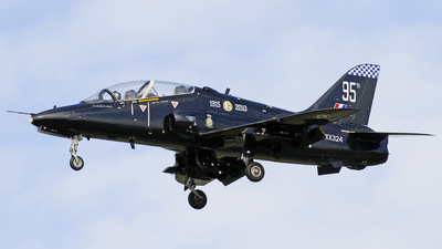 XX324 - British Aerospace Hawk T.1A - United Kingdom - Royal Air Force (RAF)