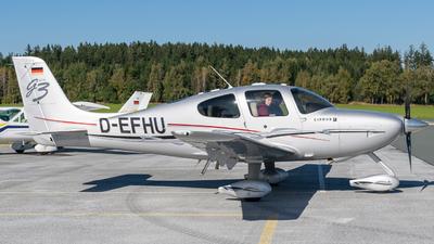 D-EFHU - Cirrus SR22-GTS G3 - Private