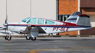 PT-OLE - Beechcraft V35B Bonanza - Private