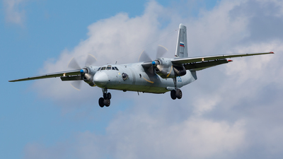 RF-36049 - Antonov An-26B - Russia - Air Force