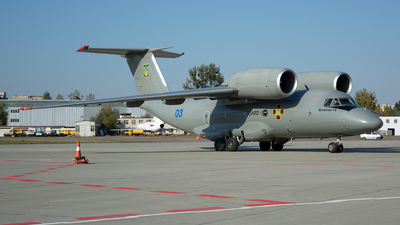 03 - Antonov An-72P - Ukraine - National Guard