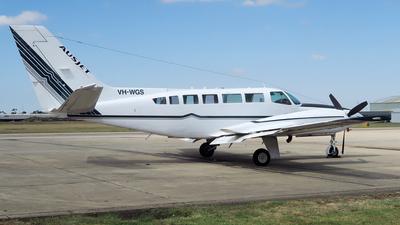 A picture of VHWGS - Cessna 404 Titan - [4040686] - © George Canciani