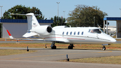 LV-CPC - Bombardier Learjet 60 - Private