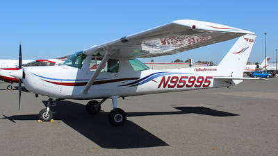 N95995 - Cessna 152 - Fly Bay Area