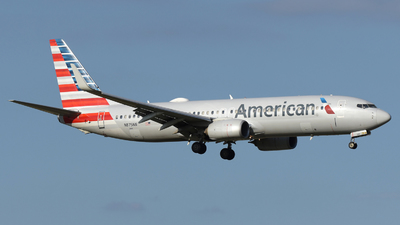 A picture of N875NN - Boeing 737823 - American Airlines - © DJ Reed - OPShots Photo Team