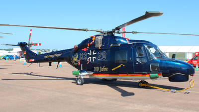 83-20 - Westland Sea Lynx Mk.88A - Germany - Navy