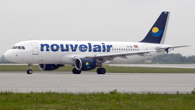 TS-INQ - Airbus A320-214 - Nouvelair