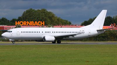 EI-JRE - Boeing 737-4Y0 - Air Contractors