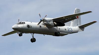 23 - Antonov An-26 - Russia - Navy