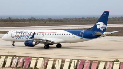 XA-AAC - Embraer 190-100IGW - Aeroméxico Connect