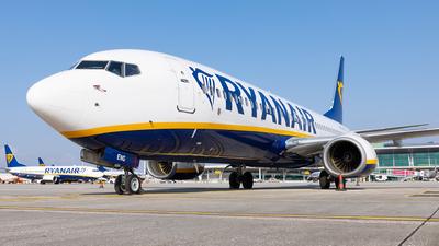 A picture of EIENG - Boeing 7378AS - Ryanair - © Carlos Miguel Seabra