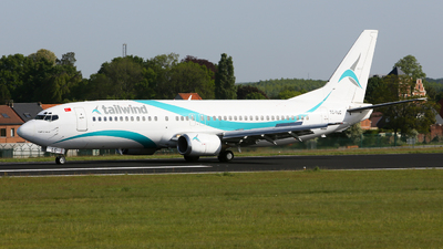 TC-TLC - Boeing 737-4Q8 - Tailwind Airlines