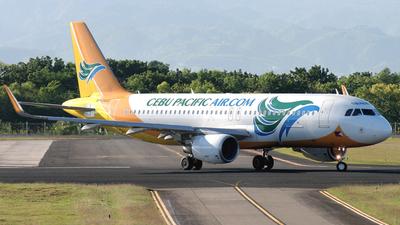 RP-C4102 - Airbus A320-214 - Cebu Pacific Air