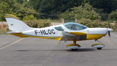 F-HLOC - Czech Sport Aircraft PS-28 Cruiser - Private