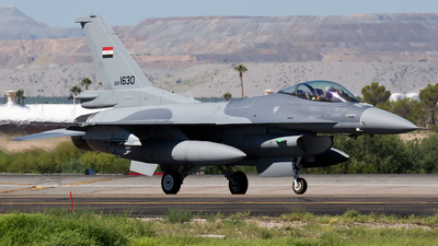 1630 - Lockheed Martin F-16C Fighting Falcon - Iraq - Air Force