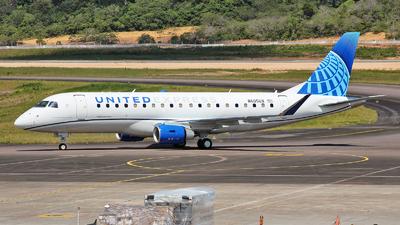 N605UX - Embraer 170-200LL - United Express (ExpressJet Airlines)