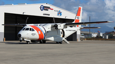 2312 - CASA HC-144A Ocean Sentry - United States - US Coast Guard (USCG)