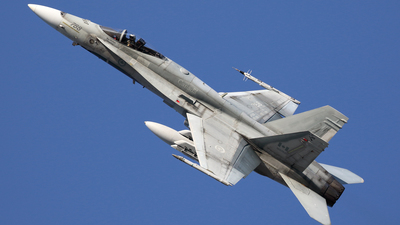 188788 - McDonnell Douglas CF-188 Hornet - Canada - Royal Air Force