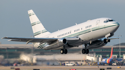 N370BC - Boeing 737-205(Adv) - Private