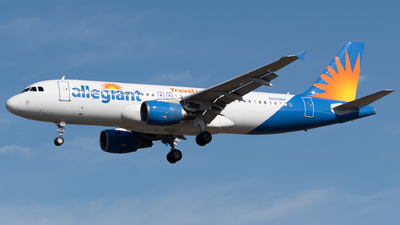 N230NV - Airbus A320-214 - Allegiant Air