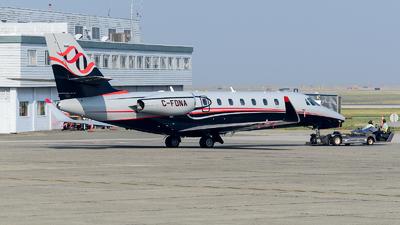 C-FDNA - Cessna 680 Citation Sovereign - Private