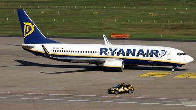 EI-DHC - Boeing 737-8AS - Ryanair