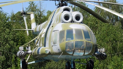 78 - Mil Mi-8SMV Hip - Belarus - Air Force