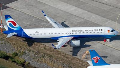 D-AZAP - Airbus A321-253NX - Chongqing Airlines