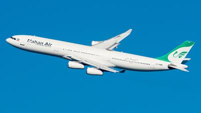 EP-MMB - Airbus A340-311 - Mahan Air