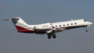 N663PD - Gulfstream G-IV - Private
