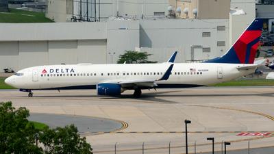 N810DN - Boeing 737-932ER - Delta Air Lines