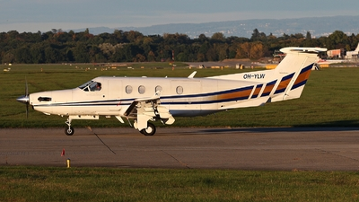 OH-YLW - Pilatus PC-12/45 - Private