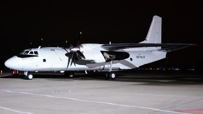UR-ELR - Antonov An-26B-100 - Air Urga