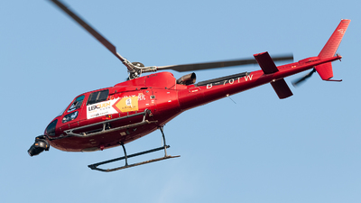 B-70TW - Eurocopter AS 350B2 SuperStar - Shenlong General Aviation