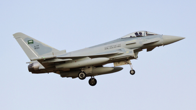 8023 - Eurofighter Typhoon EF2000 - Saudi Arabia - Air Force