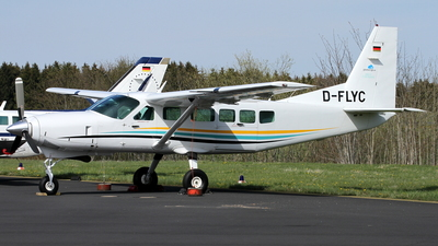D-FLYC - Cessna 208 Caravan - Private