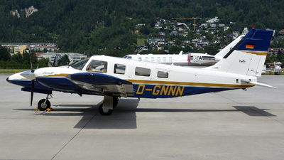 D-GNNN - Piper PA-34-220T Seneca IV - Private