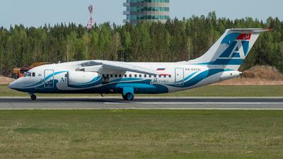 A picture of RA61710 - Antonov An148 - Angara Airlines - © David_Vlasov