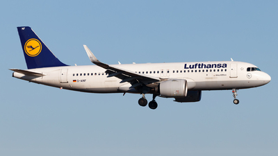 A picture of DAINF - Airbus A320271N - Lufthansa - © Oliver Richter
