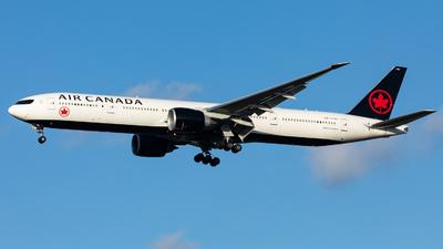 C-FJZS - Boeing 777-333ER - Air Canada