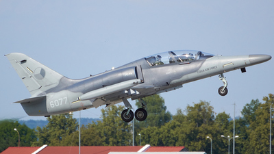 6077 - Aero L-159T1+ Alca - Czech Republic - Air Force