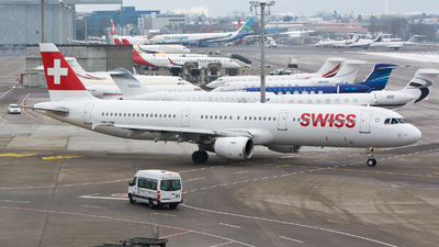 HB-IOH - Airbus A321-111 - Swiss