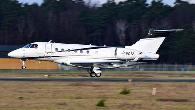 D-BDTZ - Embraer EMB-550 Legacy 500 - Private